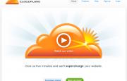 Uitstekende cloud hosting en content delivery netwerk met Cloudflare