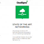 Vooruitstrevende, snelle en voordelige cloud oplossing met CloudSigma