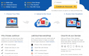 Veilige en supersnelle cloud opslag/backup met Just Cloud