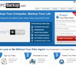 My PC Backup is een cloud opslag service