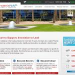 phoenix NAP cloud opslag dienst